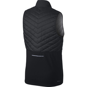 Nike AeroLayer Jacket Vest Men black/black/atmosphere grey
